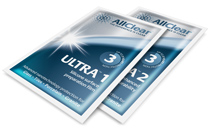 A product image of Lakes Bathrooms' AllClear Ultra Towelette