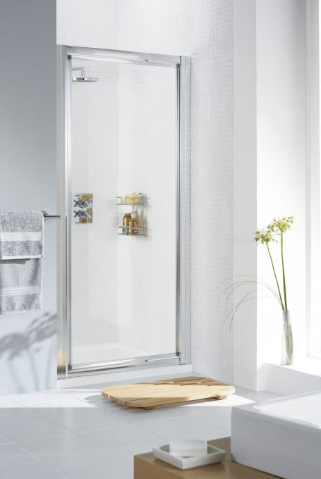 Framed Pivot shower Door
