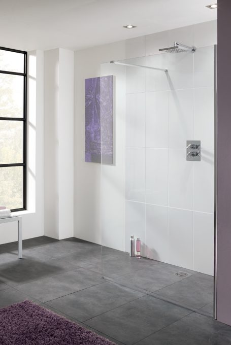 Walk-in Shower Enclosures Image