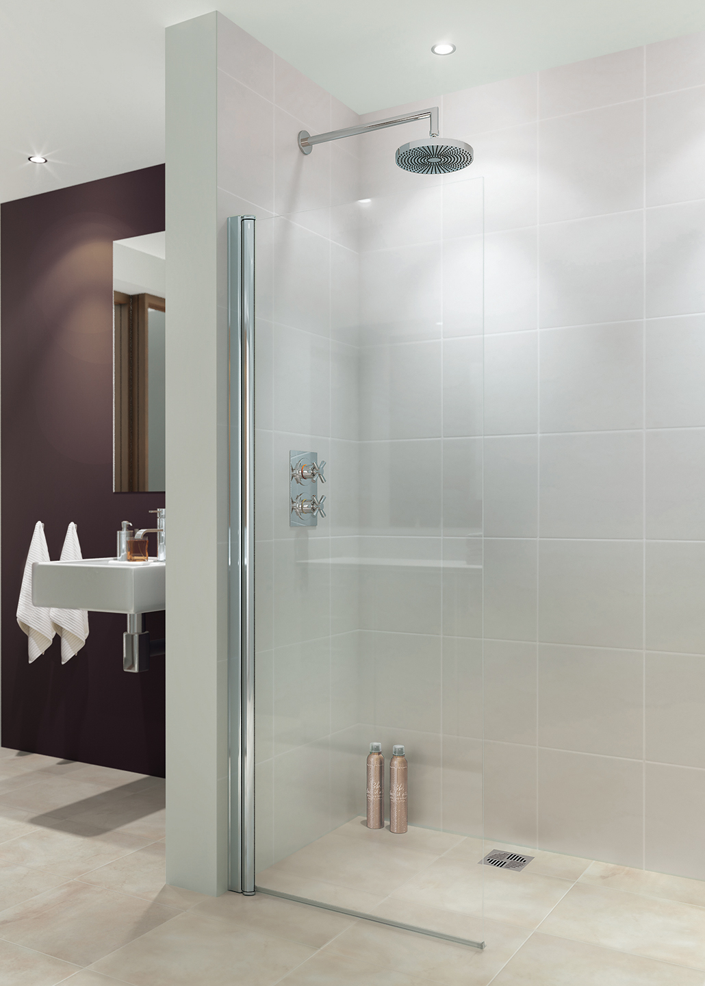 Coastline Collection Lakes Showering Spaces