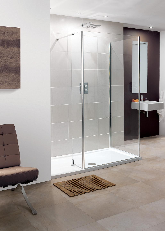 Andora - Frameless Walk In Shower Enclosures | Lakes Bathrooms