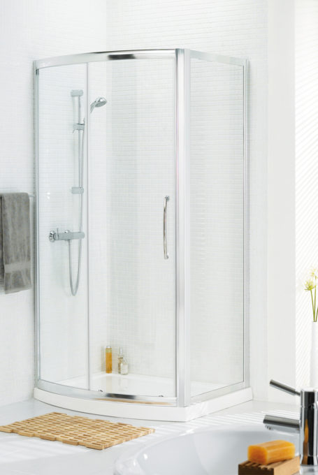 Corner Shower Enclosures Image