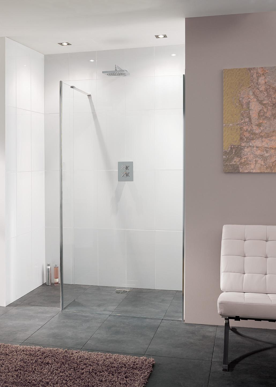 Nice 10mm - Frameless Walk-In Shower Enclosures | Lakes Bathrooms