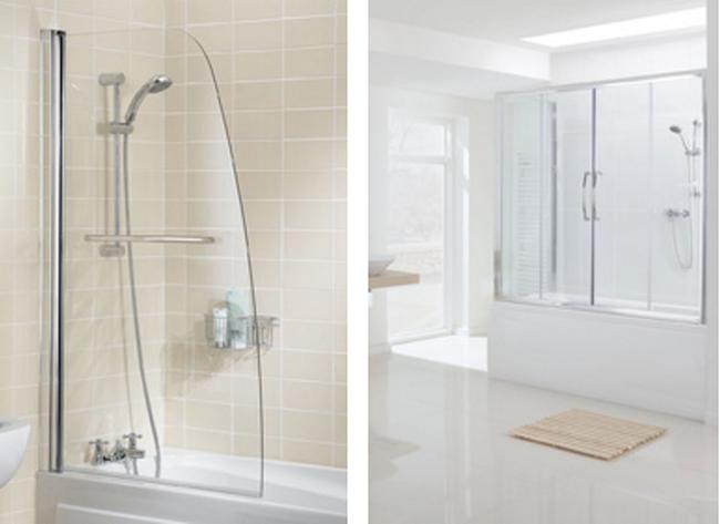 Bath Screens - Lakes Showering Spaces