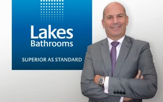 Mike Tattam Lakes Bathrooms Sales and Marketing Director
