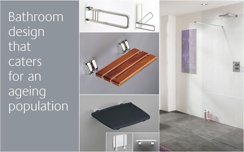 accessible bathroom design that caters for an ageing populating