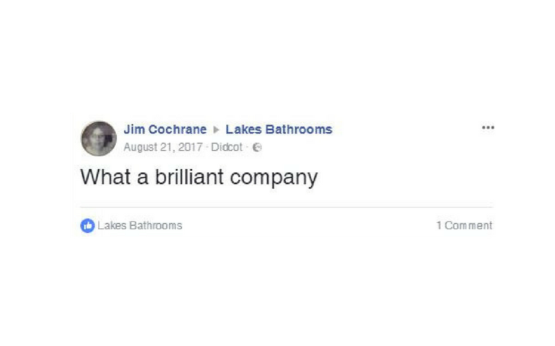Lakes Bathrooms Customer Service Reviews 2
