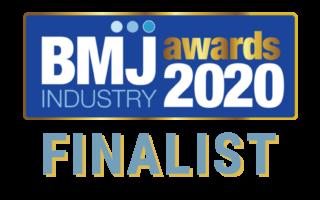 BMJ FINALIST Logo
