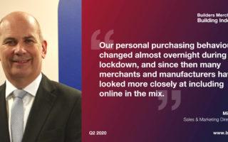 BMBI Quarter Q2 2020 Expert Quote - Mike Tattam